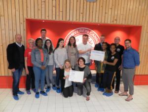 Schwimmschule des SV Cannstatt zertifiziert