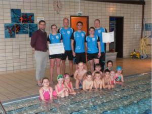 Schwimmschule des SSC Schwenningen von SchwimmGut ausgezeichnet