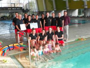Wasserfreunde Leonberg von SchwimmGut zertifiziert