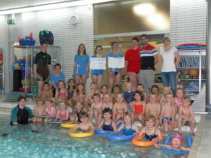 SchwimmGut zertifiziert Schwimmschule des SKV Rutesheim