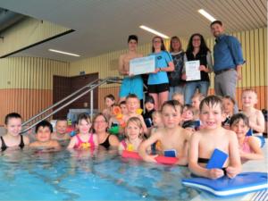 Spvgg Weil der Stadt von SchwimmGut zertifiziert