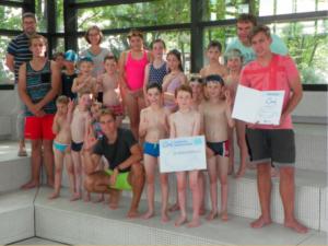 Schwimmschule des SV Gerlingen ausgezeichnet