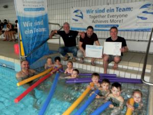 SV Waiblingen von SchwimmGut zertifiziert