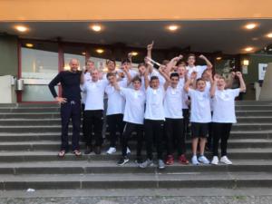 Landesgruppe Süd gewinnt Stamm-Pokal