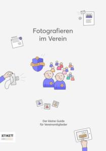 Fotografieren im Verein: ein E-Book