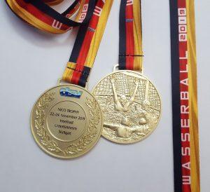 Wasserball U12 Nico-Trophy in Stuttgart