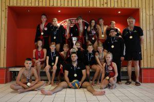 U12 des SV Cannstatt ist Deutscher Pokalsieger